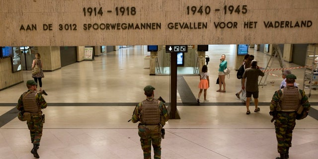 Belgian soldiers shot the suspected attacker dead on Tuesday at Brussels Central Station after he attempted to detonate a nail bomb at the station.