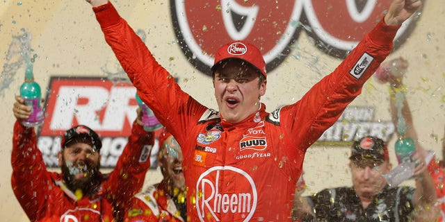 Bell completed a season sweep at Richmond.