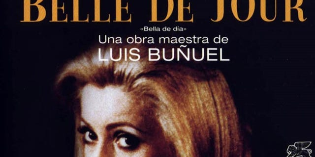 """Deneuve is best known for her role in the 1967 international classic, """"Belle de Jour,"""" in which she played a bored housewife who worked in a brothel."""