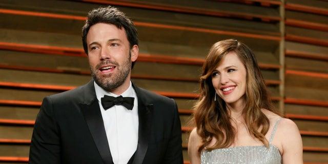 Ben Affleck and Jennifer Garner split after 10 years of marriage in 2015.