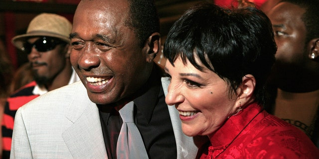 """Ben Vereen and Liza Minnelli arrive at the world premiere of """"Idlewild"""" at the Ziegfeld Theatre in New York City August 21, 2006. The Broadway legend has been accused of sexually assaulting multiple women."""