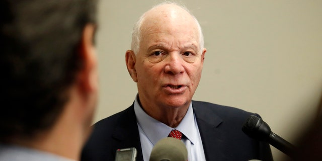 Sen. Ben Cardin, D-Md., is the ranking member of the Senate Foreign Relations Committee.