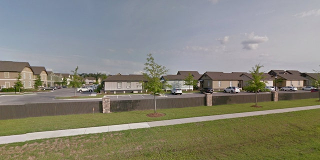 Police say they were called to the Cottages Apartments in Baton Rouge early Sunday, April 10, 2016. (Google Street View)
