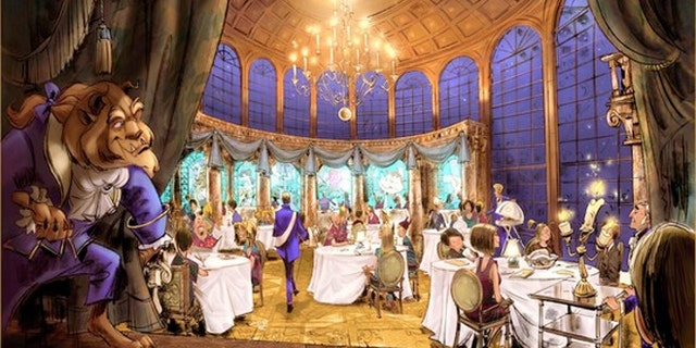 For the first time in decades, Disney's Be Our Guest Restaurant will serve alcohol at dinner.