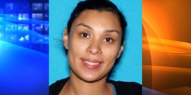 Mercedes Vanesa Guevara, 31, was taken into custody on Monday in the hit-and-run death of a pregnant woman in San Bernardino, California, last week.