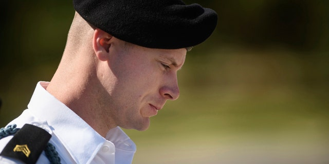 Army Sgt. Bowe Bergdahl has pleaded guilty to leaving his post in 2009.