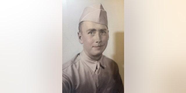 World War II Staff Sgt. Bernard J. McNamara