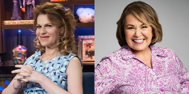 Sandra Bernhard had some harsh words for Roseanne Barr after her show's cancellation.
