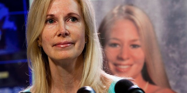 Beth Holloway, Natalee's mother, has reportedly given a saliva sample to help with the testing of the human remains.