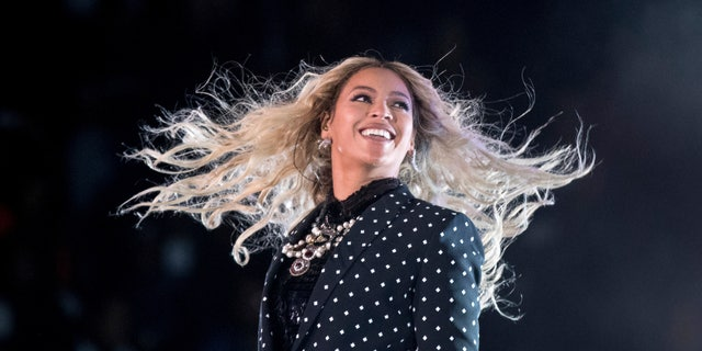 Nov. 4, 2016: In this file photo, Beyonce performs at a Get Out the Vote concert.