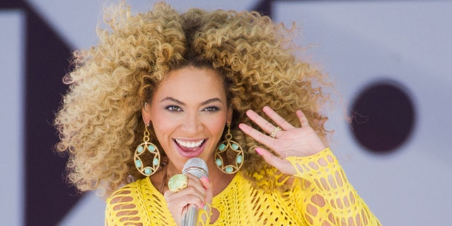 "July 1, 2011: In this file photo, Beyonce performs on ABC's ""Good Morning America"" in New York."