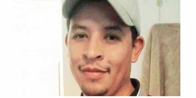 Ruben Garcia Villalpando in an undated family photo.