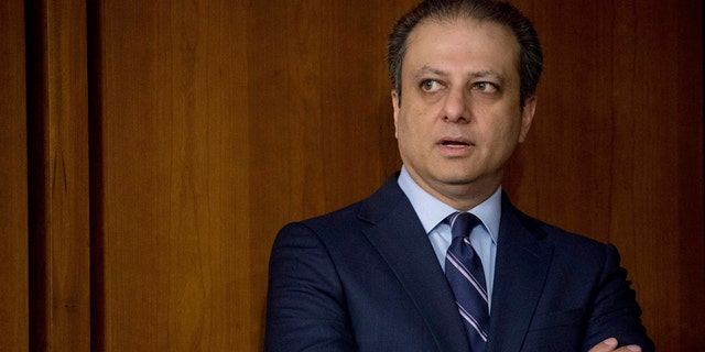 Preet Bharara was fired from his position as Manhattan federal prosecutor after he declined to resign.
