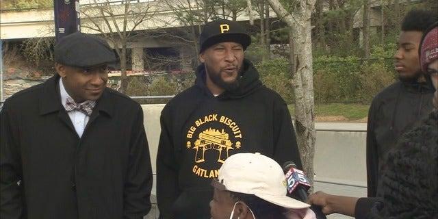 The man was claiming his shirt's gun logo got him kicked off a flight.