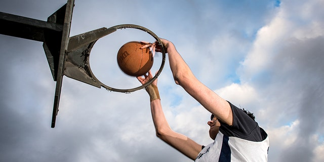 Brandon was able to slam dunk a basketball by the age of 13.