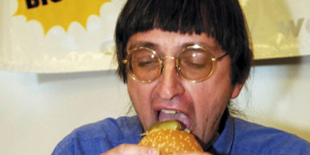 Gorske began eating Big Macs in 1972, and — with very few exceptions — he's eaten two per day since.