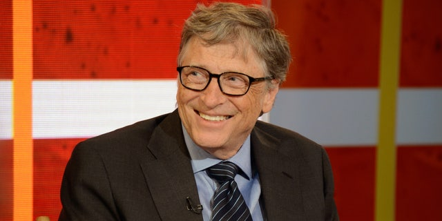 Bill and Melinda Gates get asked whether billionaires should exist