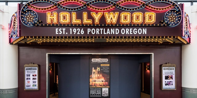 Hollywood Theater PDX