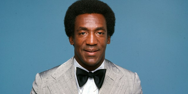 Bill Cosby in 1976.