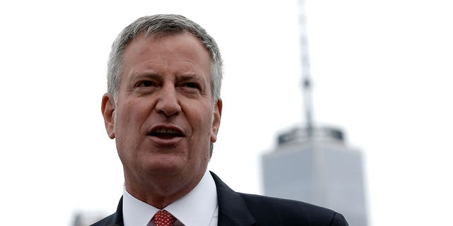 New York City Mayor Bill de Blasio had previously urged New Yorkers to boycott a Chick-fil-A location in Queens.