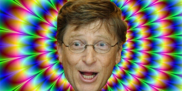 """Steve Jobs believed the """"unimaginative"""" Bill Gates should have dropped acid when he was younger."""