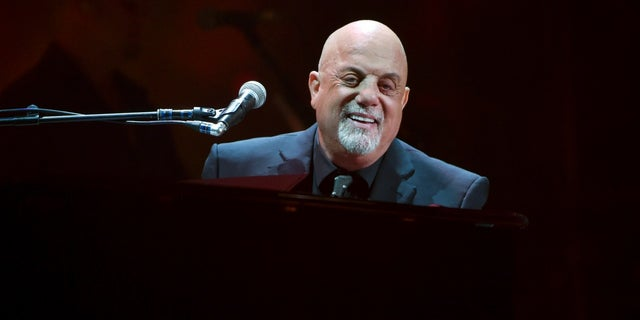 Billy Joel played all his greatest hits to a packed crowd at Madison Square Garden.