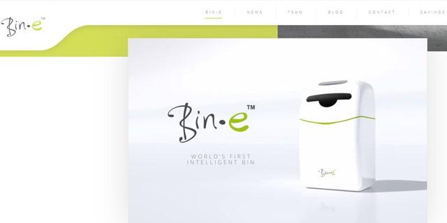(Screenshot from www.bine.world)