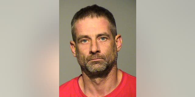 """Michael Birk, 41, is accused of trying to kill the woman he allegedly raped by hiring an """"associate"""" from jail, police said. (Fox 6 Milwaukee)"""