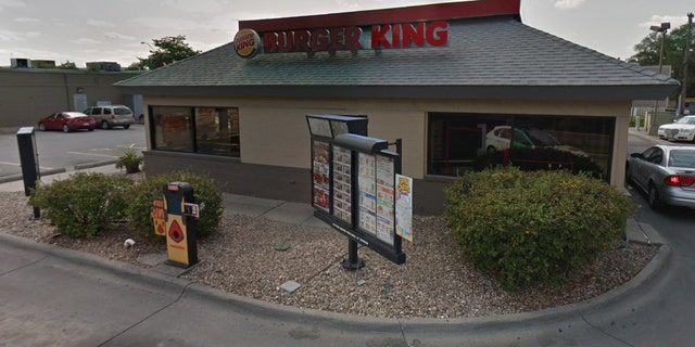 A witness said the man kept entering and exiting the Burger King. Once inside, he would masturbate with his genitals exposed.