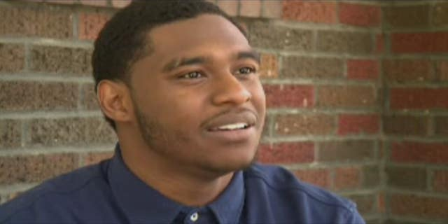 Mekhi Lee was one of the three teenagers wrongly accused of stealing from the major retailer.