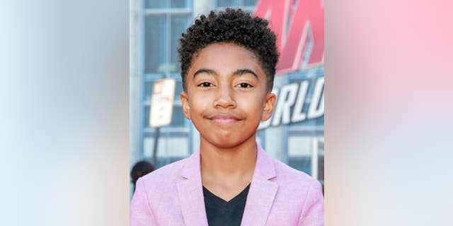 """""""Black-ish"""" star Miles Brown will also reportedly be competing on """"Dancing with the Stars: Juniors."""""""