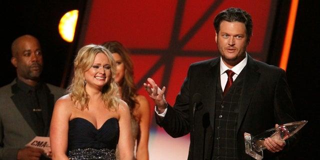 There were rumors Miranda Lambert cheated on Blake Shelton while they were married.