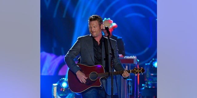 Blake Shelton grew up in Ada, Okla., and still has family there.