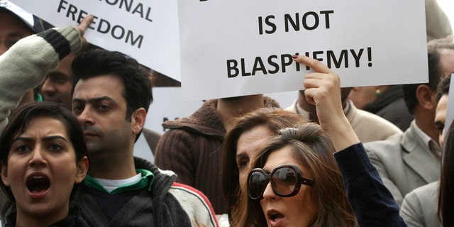 Blasphemy is one of the most serious crimes in the Pakistani penal code and carries an almost certain death sentence. Several politicians have been assassinated for trying to amend the country's draconian blasphemy laws.