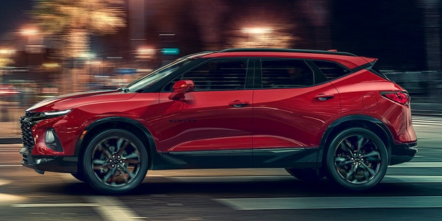 Chevrolet Blazer rebooted as crossover SUV | Fox News