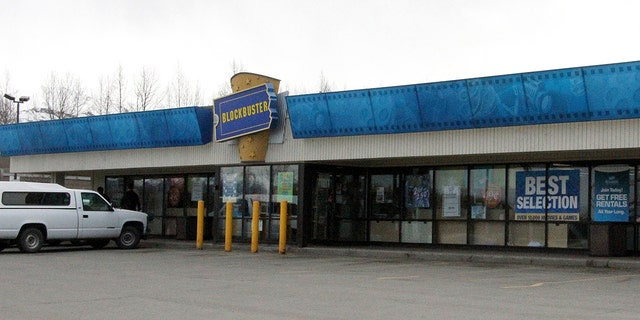 The single remaining Blockbuster location is on NE Revere Avenue in Bend, Ore.