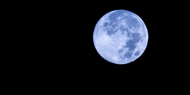 "A ""blue moon"" is the second full moon to appear within the same month."