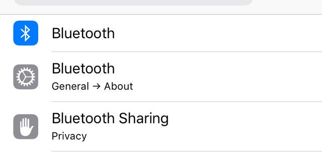 Go to Settings > Bluetooth then make sure it's turned off when you don't need to use it.