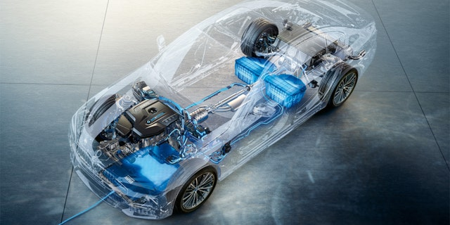 BMW first on the market with wireless charger for cars | Fox