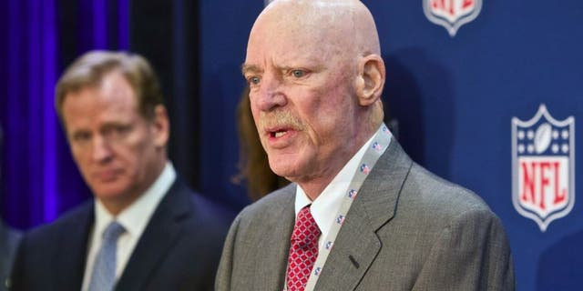"""Houston Texans owner Bob McNair said during an owners meeting last season that """"we can't have the inmates running the prison"""""""