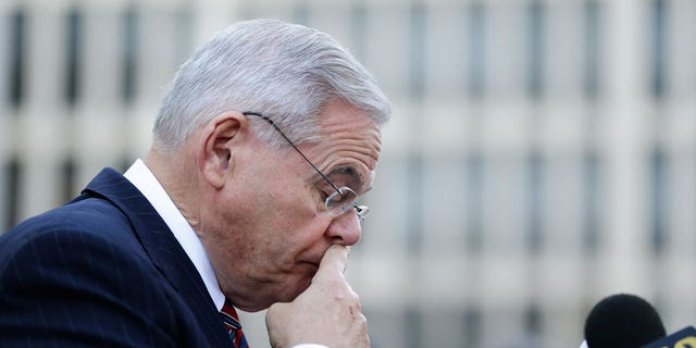 Sen. Bob Menendez's bribery and corruption trial ended in a mistrial on Thursday.
