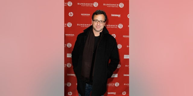January 23, 2010. Bob Saget at the Sundance Film Festival in Utah.