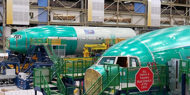 """""""Static test is our opportunity to verify the design of the structure and load-bearing components of the airplane, ensuring the final product is safe for our customers and the flying public,"""" said the manager of Boeing's test and evaluation process for the 777X."""