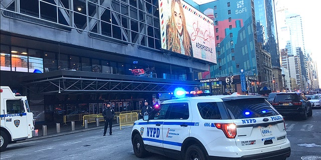 Port Authority was temporarily closed on Monday after reports of an explosion.