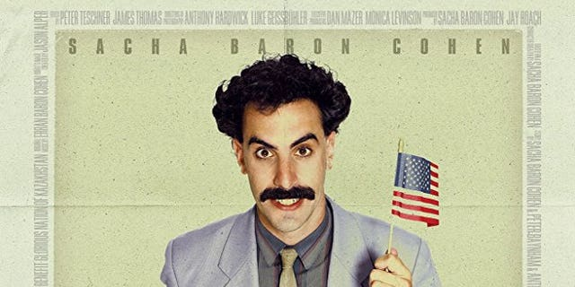 """Borat: Cultural Learnings of America for Make Benefit Glorious Nation of Kazakhstan"" was released in 2006."
