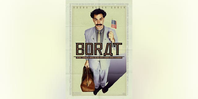 """""""Borat: Cultural Learnings of America for Make Benefit Glorious Nation of Kazakhstan"""" was released in 2006."""