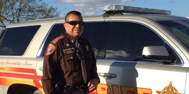 Cameron County Sheriff's Office Lt. Robert Rodriguez