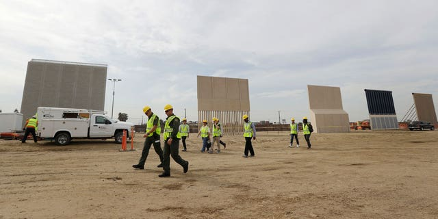 Companies involved in a planned U.S.-Mexico border wall are facing boycotts in several cities.