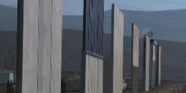 Evaluation of the eight, 30-foot high prototypes are already underway. The U.S. Border Patrol has said it is not selecting one design but is taking features from each.