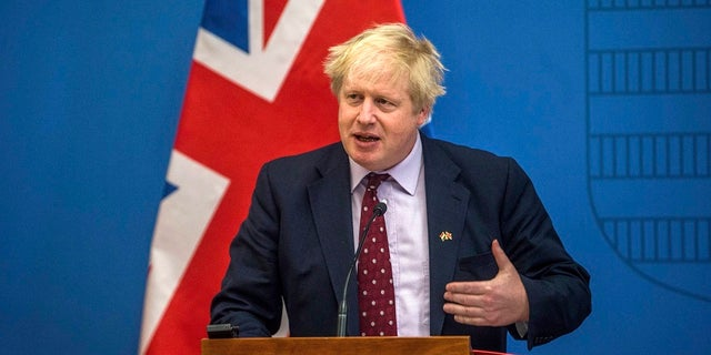 Foreign Secretary Boris Johnson told lawmakers if Moscow is involved in the attack the government would act.